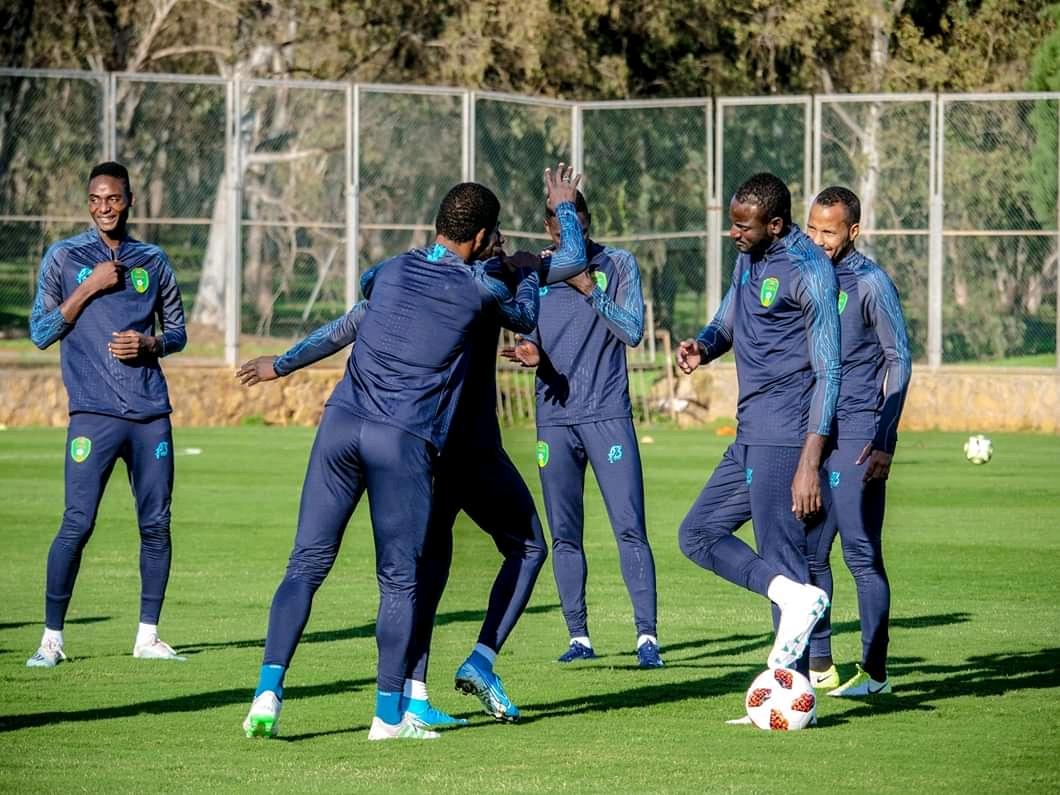 تدريبات المنتخب الوطني بالمغرب FFRIM