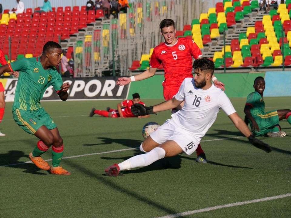 منتخب الشباب يتعادل سلبا مع تونس(FFRIM)
