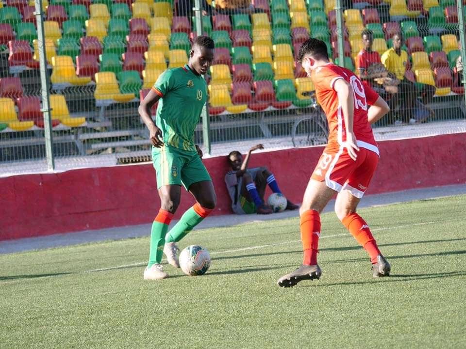 المنتخب الوطني يتعادل مع تونس بهدف لمثله (FFRIM)