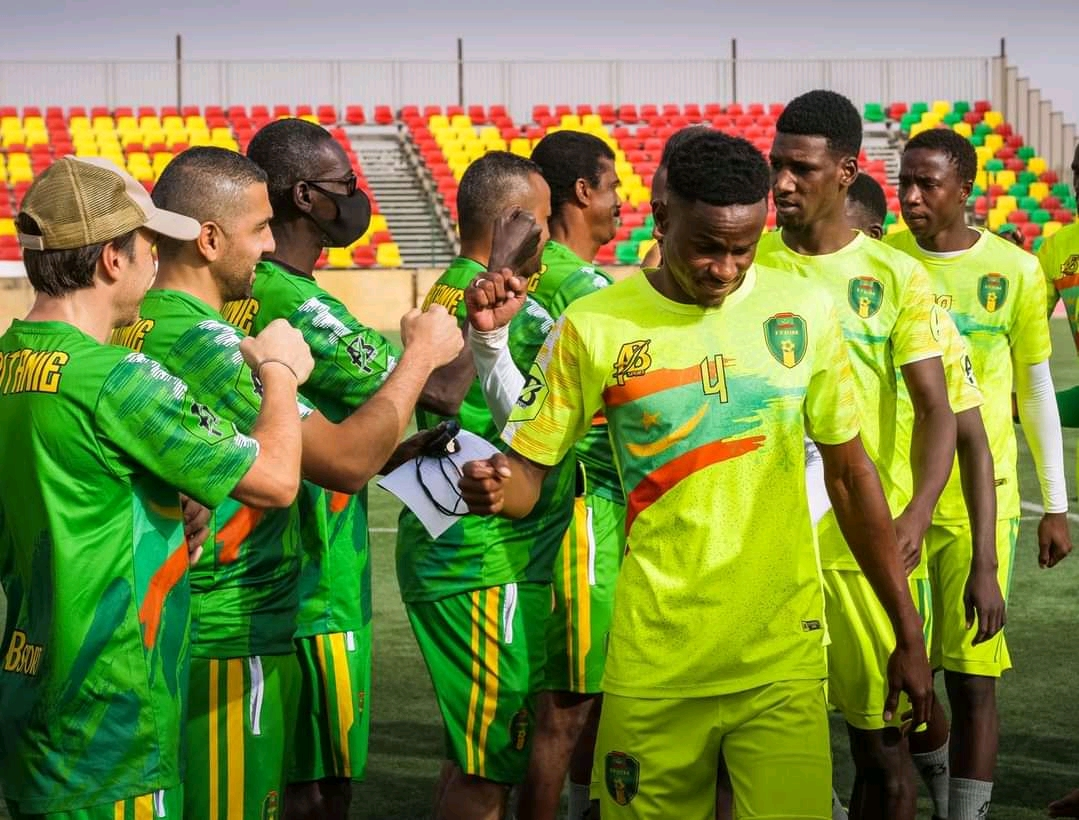 المنتخب الوطني يبدأ معسكره التدريبي (FFRIM(
