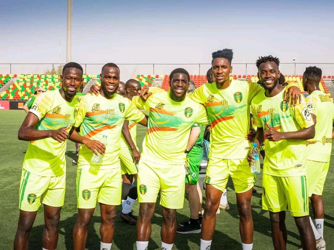 المنتخب الوطني يجري الحصة الدريبية الثالثة له استعدادا لمواجهة المغرب )FFRIM(
