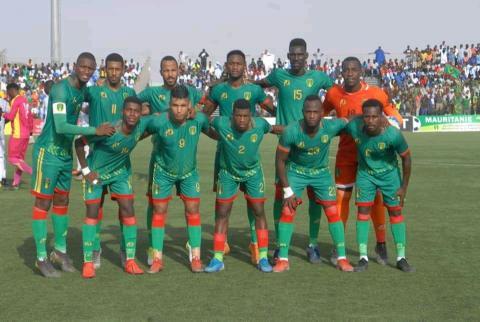 المنتخب الوطني الموريتاني (FFRIM)
