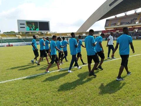 المنتخب الوطني يخسر لقاءه الثاني ببطولة غرب إفريقيا (FFRIM)