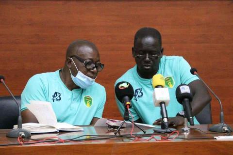 اعلان قائمة المنتخب الوطني للشباب اقل من 20 سنة (FFRIM(