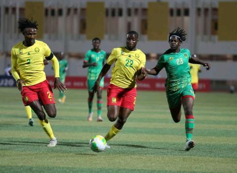 المنخب الوطني للشباب يخسر مباراته الافتتاحية أمام الكاميرون (FFRIM)