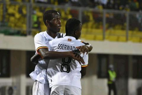 أوغندا تتأهل رفقة الكاميرون لربع نهائي أمم افريقيا للشباب (مواقع التواصل )