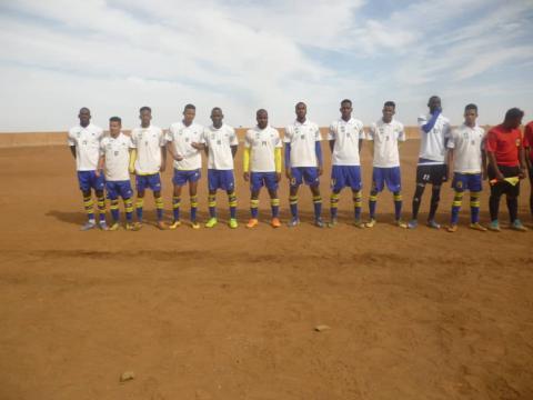 نادي صلاح الدين الفائز بالبطولة الجهوية على مستوى ولاية انشيري (كنكوصة الرياضي)