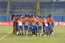 خسارة ثقيلة لبطل الدوري الوطني المنتاز (FCndb)